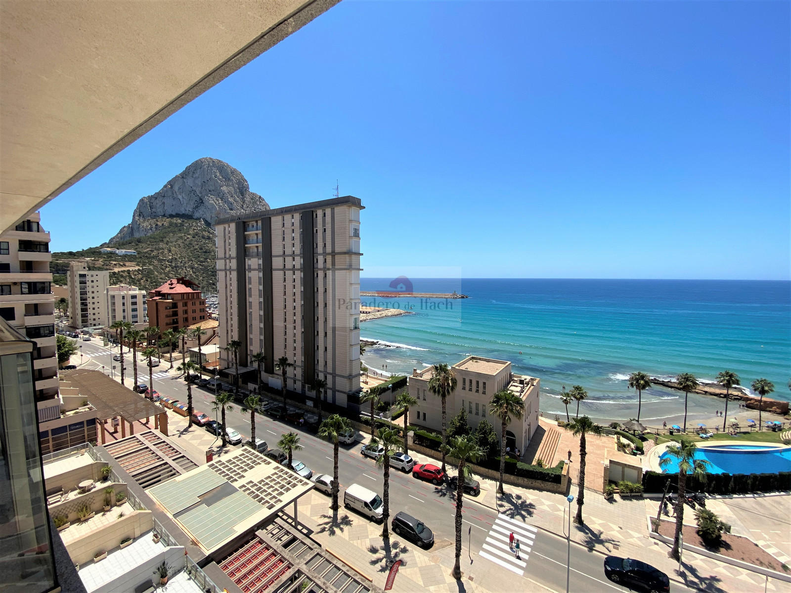 Appartement -                                       Calpe -                                       1 chambres -                                       2 occupants