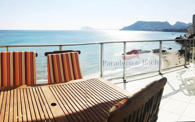 Appartement -                                       Calpe -                                       2 chambres -                                       6 occupants