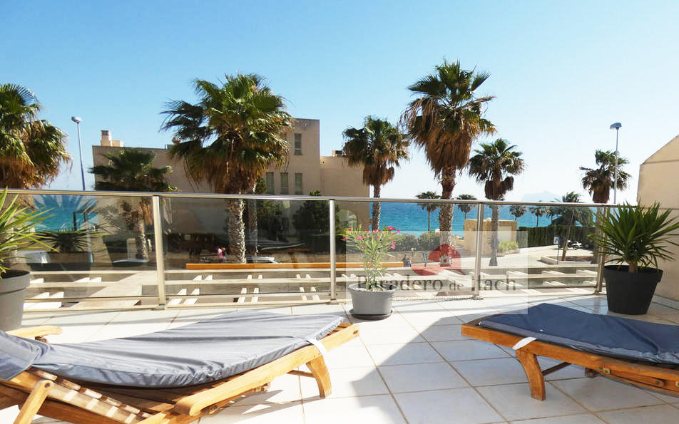 Appartement -                                       Calpe -                                       1 chambres -                                       4 occupants