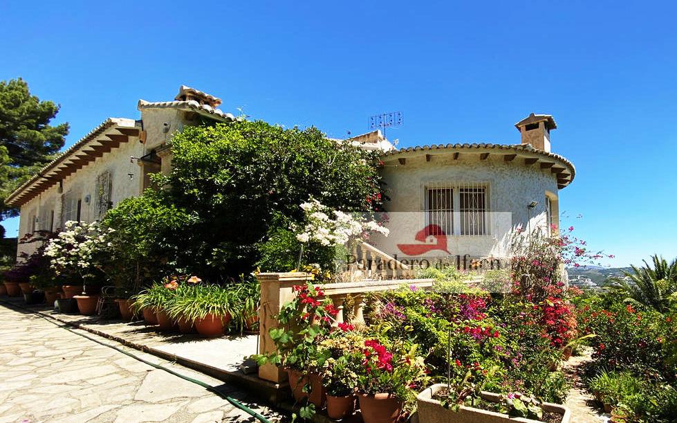 Villa -                               Benissa -                               5 chambres -                               0 occupants