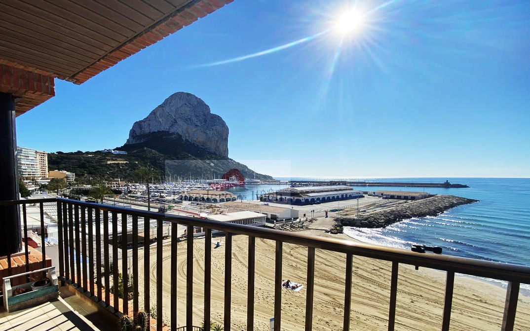 Appartement -                                       Calpe -                                       3 chambres -                                       6 occupants