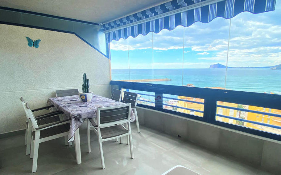 Appartement -                                       Calpe -                                       2 chambres -                                       4 occupants